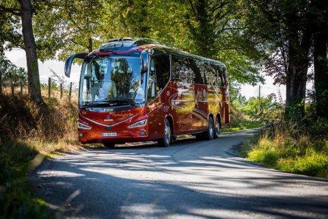 Autocar grand tourisme Thermévasion à Néris les bains
