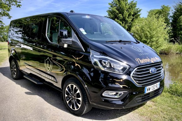 Ford Tourneo Custom VIP 7 places